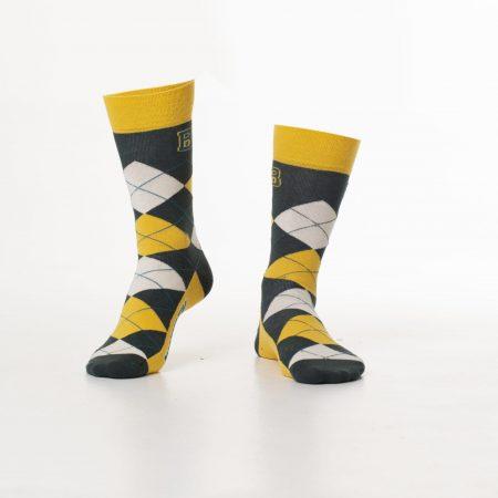 Plaid B Socks