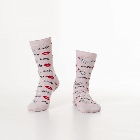Makeup Lady Socks