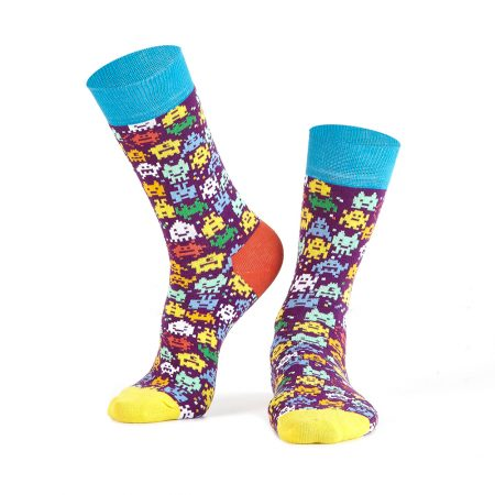 Pacman Socks