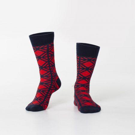 Geometric Patterns Socks