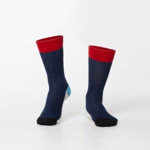 Marineblauwe Sokken