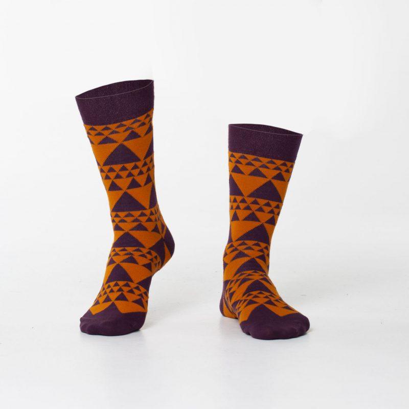 Pyramid Socks