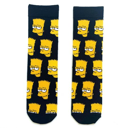Bart Simpson Socks