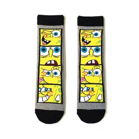 Filmstrip Sponge Bob Socks
