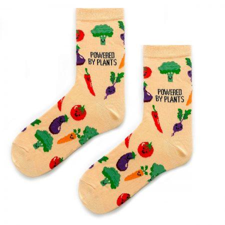 Powered By Plants Socks